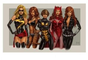 Avengers Women