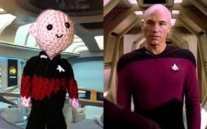 Star Trek TNG Dolls