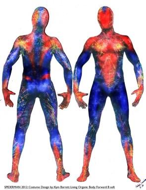 Weird Spider-man Concept