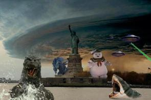 Hurricane Sandy – NYC 10/29/12