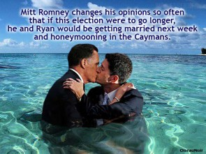 Romney-Ryan Marriage