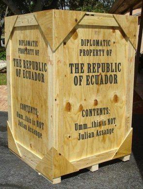 property of ecuador