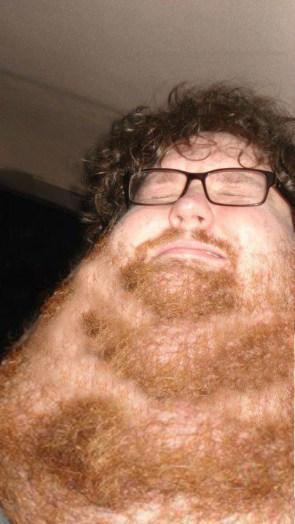 Infinite neckbeard