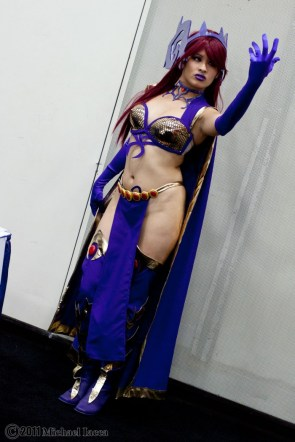 blue witch cosplay
