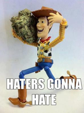 weed and cowboys