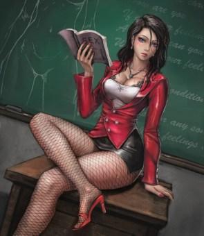 sex ed teacher