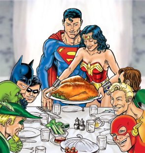 Super Thanksgiving