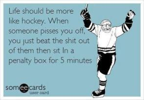 Half my life spent in penalty box