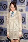 emma stone in a cute dress