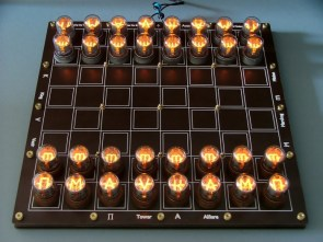 Nixie chess
