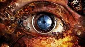 eye wallpaper