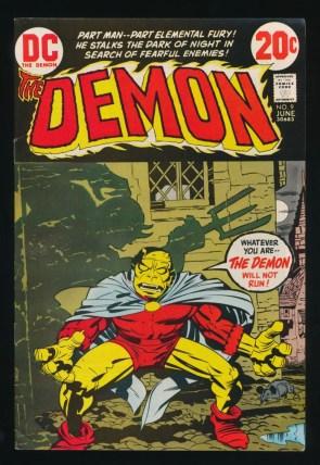 The Demon No. 9