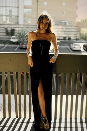 long nice dress
