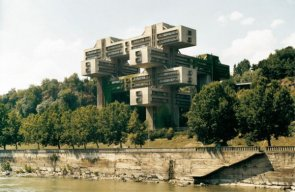 Cosmic Brutalist Communist Constructions Photographed by Frederic Chaubin