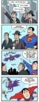 Superman is helpful