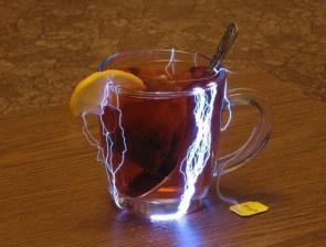 Electric tea