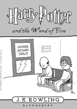 Oh Harry you scamp!