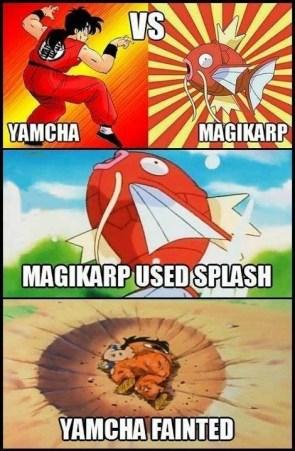Yamcha….sigh