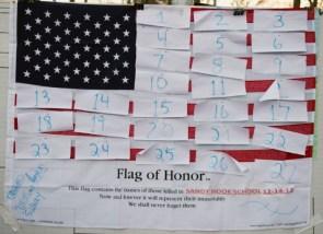 Remember, Sandy Hook Elementary School Shooting