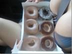 Mmmmm….doughnuts…