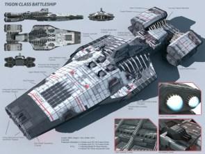 Spaceships 7
