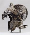 Ornate helmets
