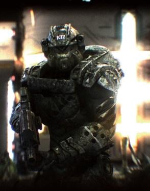 Halo 5 spartan