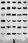 Batman evolution