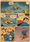 Superman hates baggage