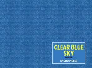 Clear Blue Sky Puzzle