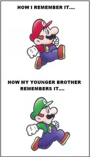 Remembering Mario