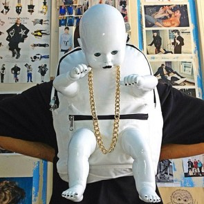 Pimpbaby backpack