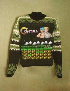 A sweater I would wear.