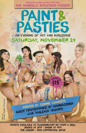 Paint and Pasties