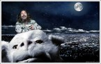 The Dude rides Falcor