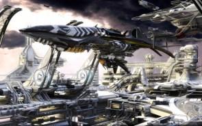 Spacehip prep