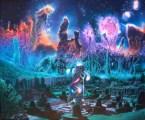 Nebula garden