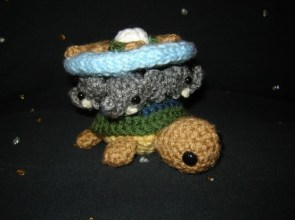 World Turtle knit