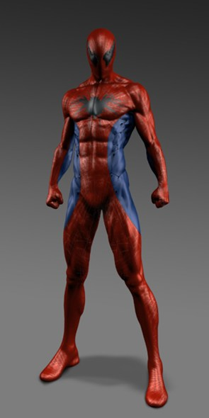 Amazing Spider-Man Concepts
