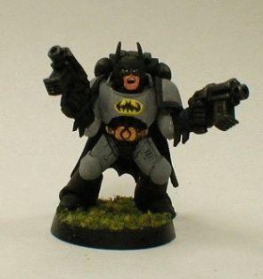 Warhammer Batman