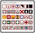 Semiotic Standard spacecraft icons