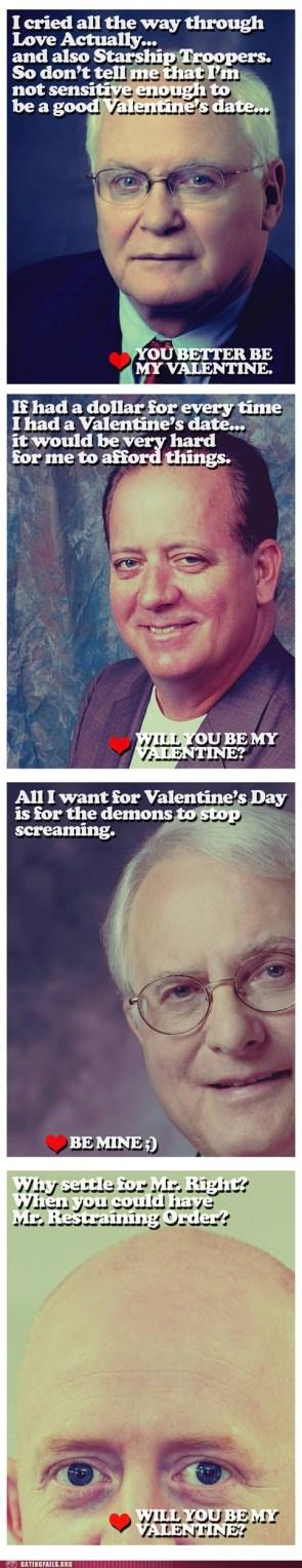 Creepy dating