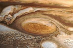Storm on Jupiter