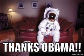 Obama and NASA
