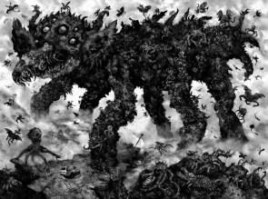 Mist monster