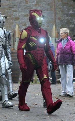Cyber Iron Man
