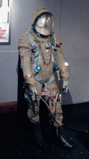 Gemini spacesuit