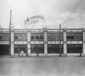 studebaker factory