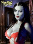 Hot Lily Munster