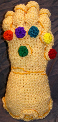Infinity knit